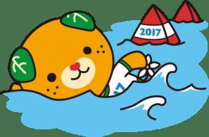 水泳_オープンウォータースイミング_カラー