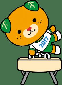 体操_体操競技_カラー