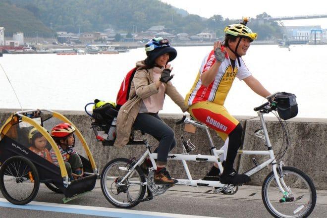 ゆめしまサイクリング/ファミリー