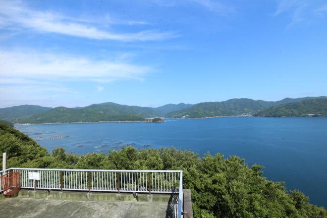 須崎観音からの眺め