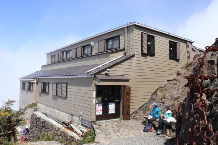頂上山荘1