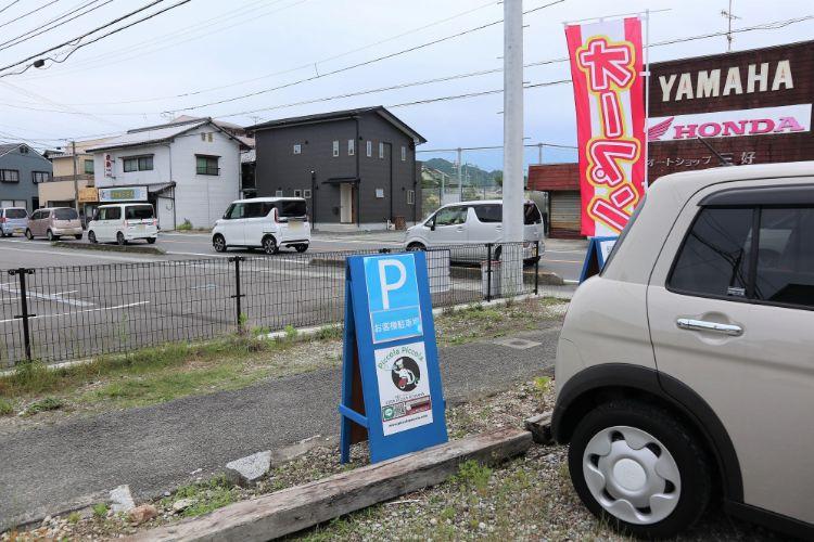 ピッコラ 駐車場