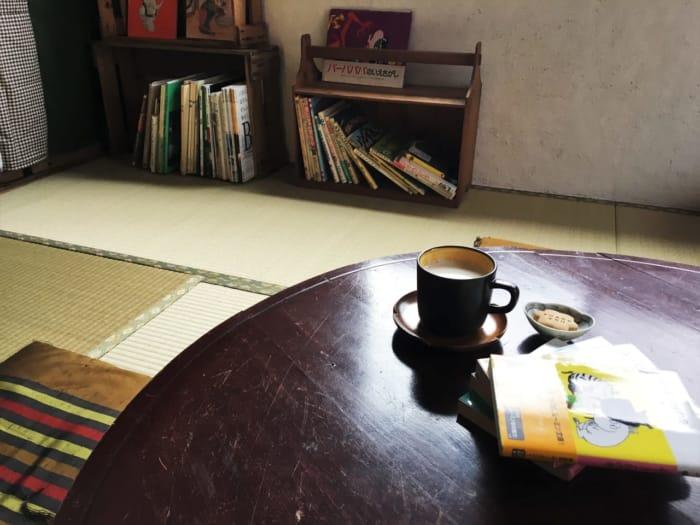 booocafeokappa和室
