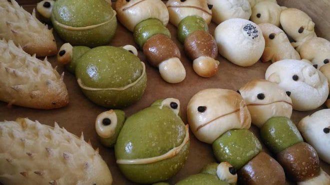 大三島パン祭りアユミ製パン