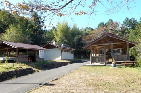竜沢寺緑地公園キャンプ場