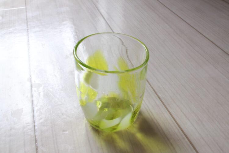 吹きガラス グラス