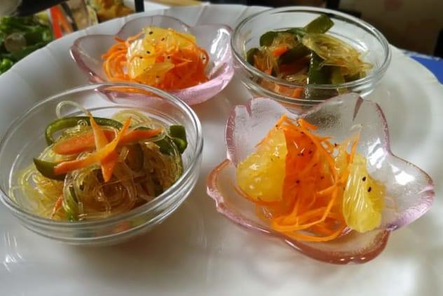 みつこCafe&Dining前菜2