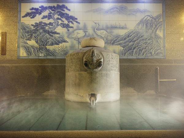 道後温泉本館神の湯