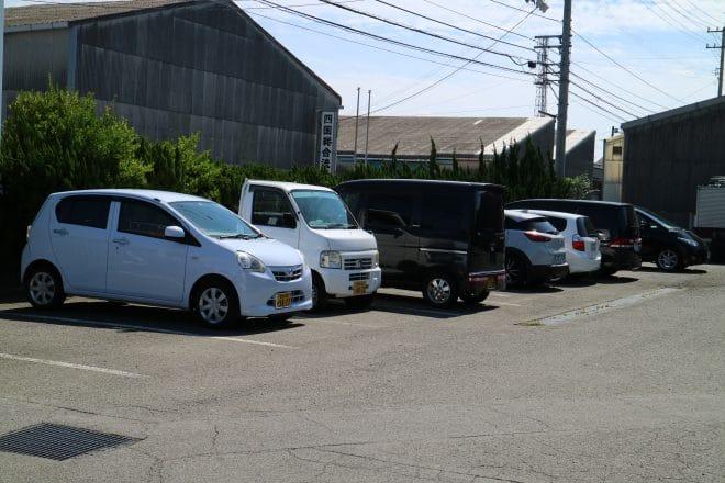 愛媛プロレス体験教室 駐車場